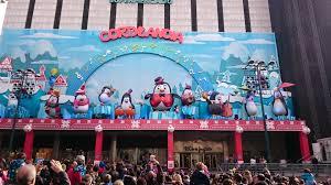 Los mejores lugares de navidad para niños