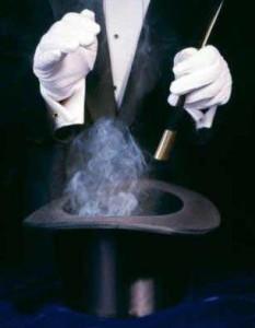 4 cosas que no pueden faltar en un buen show de magia.