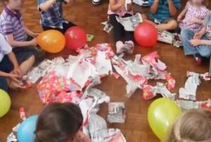 Los mejores juegos para fiestas infantiles