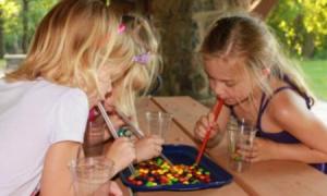 Los mejores juegos para fiestas infantiles.