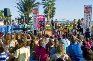 Festivales de música para niños