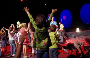 Festivales de música para niños.