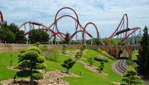 Parques de atracciones de España