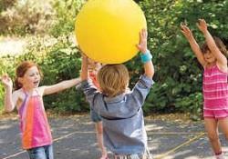 Juegos de pelota para niños