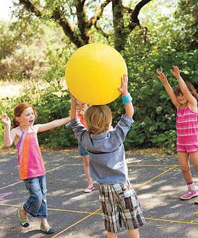 5 juegos de pelota para ni os divertidos for Alfombras de juegos para ninos