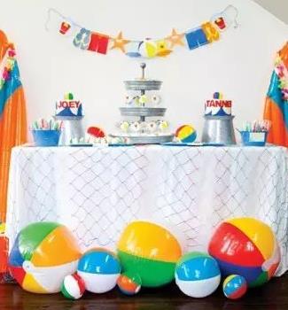 Consejos para preparar tu fiesta infantil en la piscina - Cumpleanos en piscina ...