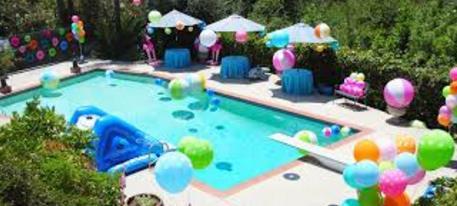 Consejos para preparar tu fiesta infantil en la piscina for Fiesta de piscina