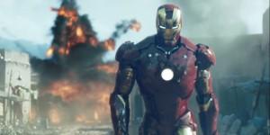 Iron man la mejor pelicula de superheroes