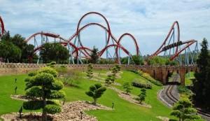 Parques de atracciones en barcelona