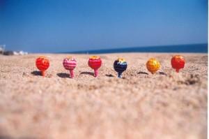 Planes de playa para niños en Barcelona en febrero