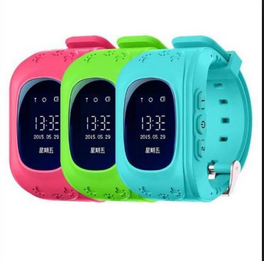 Relojes GPS para niños