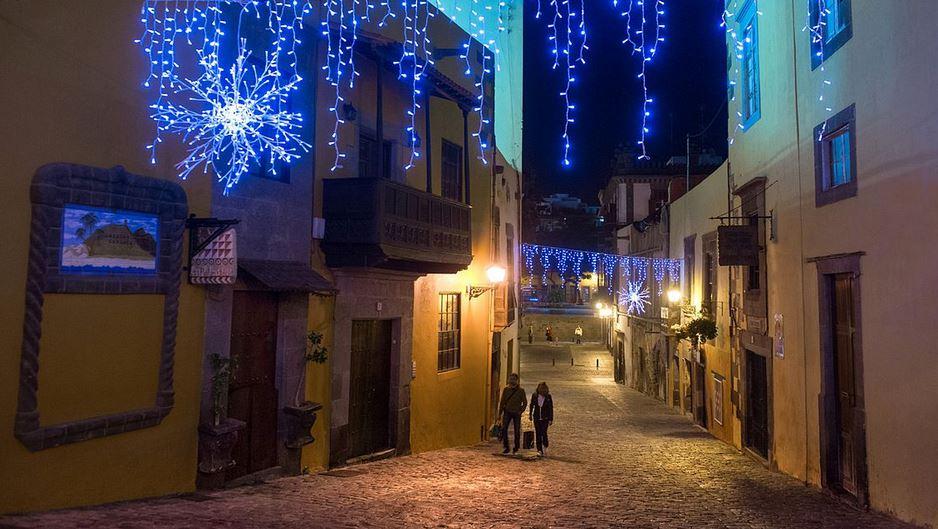 Navidad en Las Palmas Gran Canaria
