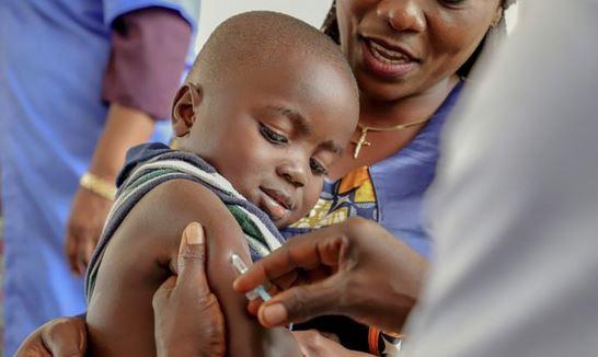 Vacunacion en niños